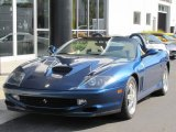 Ferrari 550 Data, Info and Specs