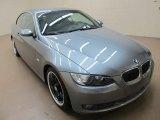 2008 Arctic Metallic BMW 3 Series 335i Convertible #57094462