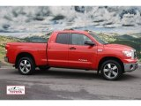 2007 Radiant Red Toyota Tundra SR5 Double Cab 4x4 #57094419