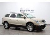 2009 Gold Mist Metallic Buick Enclave CXL #57095389