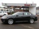 2012 Tuxedo Black Metallic Lincoln MKS EcoBoost AWD #57094399