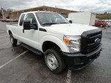 2012 Oxford White Ford F250 Super Duty XL SuperCab 4x4 #57094863
