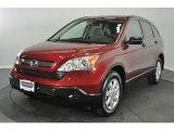 2008 Tango Red Pearl Honda CR-V EX 4WD #57095362