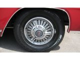 Chevrolet Chevy II Wheels and Tires