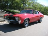 1972 Chevrolet Chevelle PPG Hot Rod Red