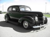 Ford DeLuxe 1939 Data, Info and Specs