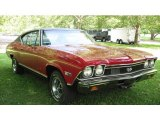 Chevrolet Chevelle 1968 Data, Info and Specs