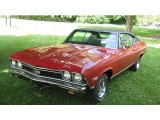 Chevrolet Chevelle 1968 Data, Info and Specs