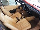 1987 Ferrari 328 Interiors