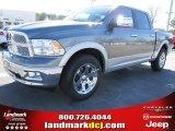 2012 Mineral Gray Metallic Dodge Ram 1500 Laramie Crew Cab #57217077