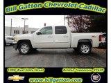2012 White Diamond Tricoat Chevrolet Silverado 1500 LT Crew Cab 4x4 #57217636
