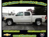 2012 White Diamond Tricoat Chevrolet Silverado 1500 LT Crew Cab 4x4 #57217635