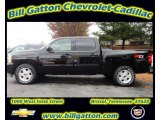 2011 Black Chevrolet Silverado 1500 LTZ Crew Cab 4x4 #57217620
