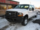 2007 Ford F250 Super Duty XL SuperCab 4x4 Utility Data, Info and Specs