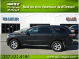 2011 Blackberry Pearl Dodge Durango Crew #57217614