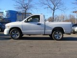 2006 Bright White Dodge Ram 1500 SLT Regular Cab #57217600