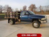 2002 Dodge Ram 3500 SLT Regular Cab Dually Stake Truck Data, Info and Specs