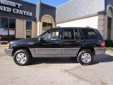 1995 Black Jeep Grand Cherokee Laredo 4x4 #57217305