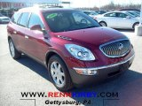 2009 Red Jewel Tintcoat Buick Enclave CXL #57217291
