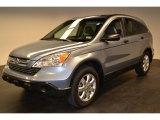 2008 Glacier Blue Metallic Honda CR-V EX #57217508
