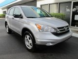 2011 Alabaster Silver Metallic Honda CR-V LX #57216928