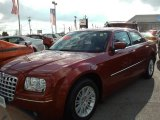 2008 Inferno Red Crystal Pearl Chrysler 300 Touring #57217497