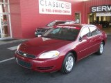 2006 Sport Red Metallic Chevrolet Impala LT #57217204