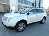 2010 White Platinum Tri-Coat Lincoln MKX FWD #57217203