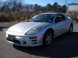 2003 Sterling Silver Metallic Mitsubishi Eclipse RS Coupe #57216905