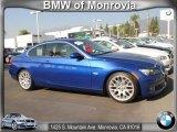 2008 Montego Blue Metallic BMW 3 Series 328i Coupe #57217151