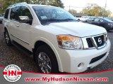 2012 Blizzard White Nissan Armada Platinum #57216733