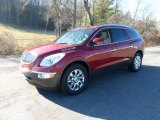 2011 Red Jewel Tintcoat Buick Enclave CXL AWD #57217422