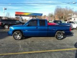 2003 Arrival Blue Metallic Chevrolet Silverado 1500 SS Extended Cab AWD #57217398