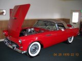 Ford Thunderbird 1956 Data, Info and Specs