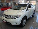 2009 Glacier Pearl Nissan Murano SL AWD #57217392
