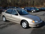 2002 Mayan Gold Metallic Chevrolet Cavalier Sedan #57217116