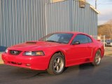 2002 Torch Red Ford Mustang GT Coupe #57272342