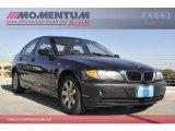 2003 Orient Blue Metallic BMW 3 Series 325xi Sedan #57272315