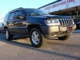 2002 Patriot Blue Pearlcoat Jeep Grand Cherokee Laredo 4x4 #57271495