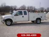 2005 Oxford White Ford F350 Super Duty XLT SuperCab Commercial #57272270