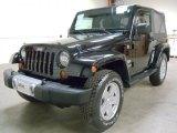 2011 Black Jeep Wrangler Sahara 4x4 #57272267