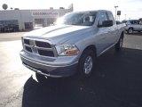 2011 Bright Silver Metallic Dodge Ram 1500 SLT Quad Cab 4x4 #57271846