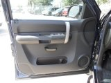 2008 Chevrolet Silverado 1500 LT Extended Cab Door Panel