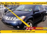 2005 Midnight Blue Pearl Nissan Murano SL AWD #57271826