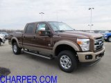 2012 Golden Bronze Metallic Ford F250 Super Duty King Ranch Crew Cab 4x4 #57271408