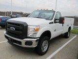 2011 Ford F350 Super Duty XL Regular Cab 4x4 Chassis Commercial Data, Info and Specs