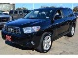 2010 Black Toyota Highlander Limited #57272200
