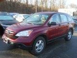 2009 Tango Red Pearl Honda CR-V LX #57272189