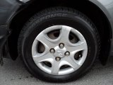 Hyundai Accent 2003 Wheels and Tires