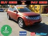 2003 Sunlit Copper Metallic Nissan Murano SL #57272162